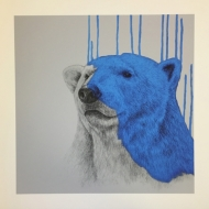 Hey There, Polar Bear - Cool Blue