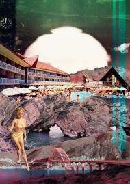 Apocalypse Beach - Limited Edition on Aluminium