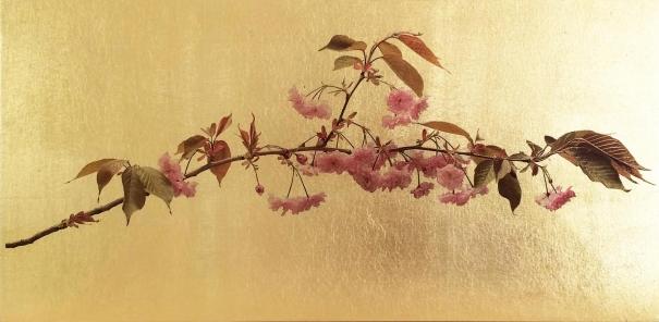 Prunus Serrulata Study II (Large) by Robert Pereira Hind