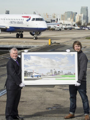 London City Airport Commission: Gerry Buxton