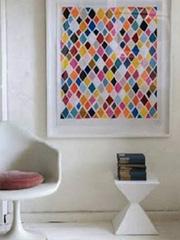 Harmonising Artwork and Interior Design