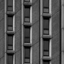 Urban Geometry - Brutalist Hotel
