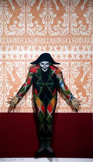 Arlequin  by Sergio Artola
