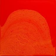 Tipping Point (cadmium red medium / cadmium orange) #2
