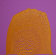 Tipping Point (Brilliant Purple / Cadmium Yellow Deep Hue) #2