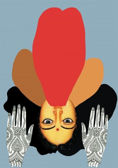 Mukhata by Sarah Thomas