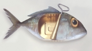 "Canned Fish - 18"" x 12"" Fuji Print"