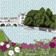 Feeling Floral at Pulteney Bridge, Bath
