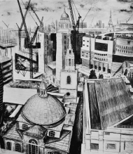 London, a work in progress