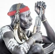 Mursi Tribe - AK47