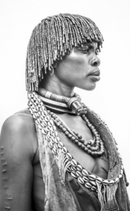 Hamer Tribe Woman - Ethiopia