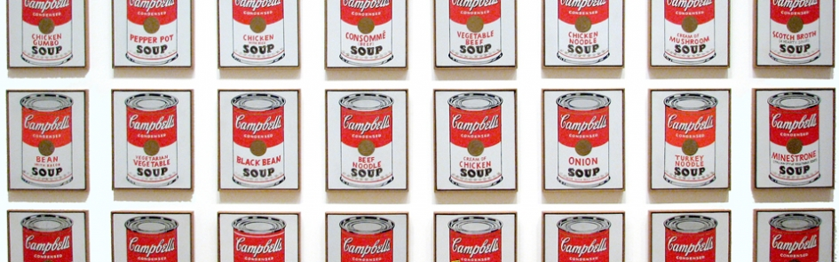 The World According to Andy Warhol