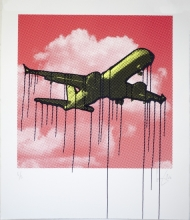 Dripping Plane