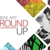 August Rise Art Roundup
