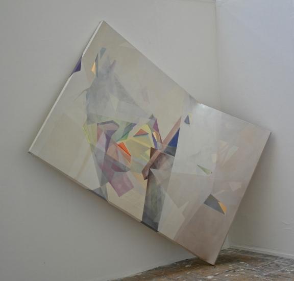 Semblance (Painting Three) by Olivia Peake