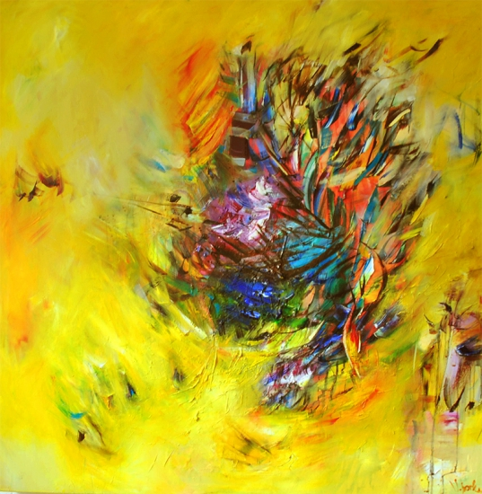 Halo by victoria horkan buy affordable art online rise art for Buy affordable art online
