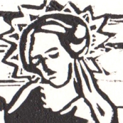 Art Speak: How to distinguish a linocut print