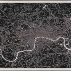 Styling with Art: Cartography