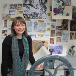 Q&A with printmaker Lisa Takahashi