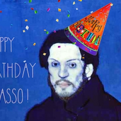 Celebrating Picasso's Birthday With Art