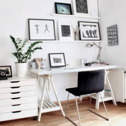 5 Ways to Artify Your Home Office