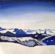 ultramarine mountains