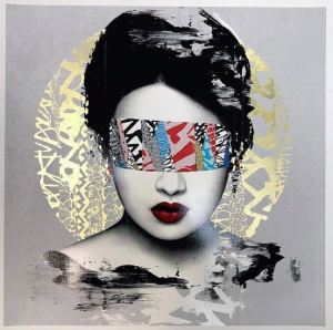 Hush Art and Limited Edition Prints for Sale | Rise Art