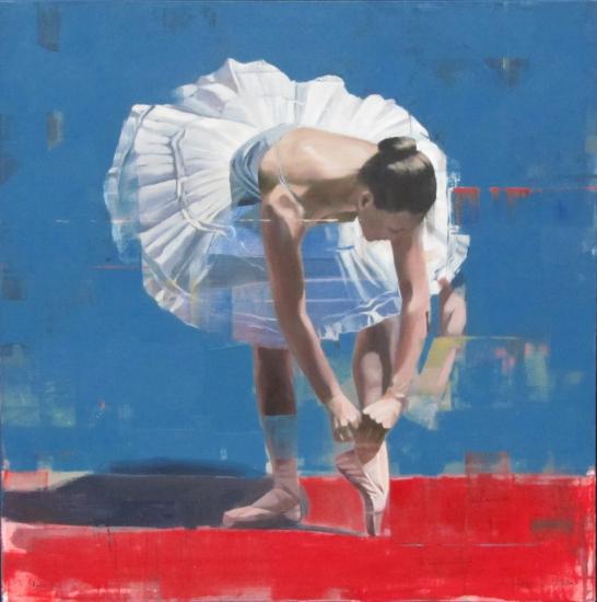 Ballerina 7 by Peter Hawkins
