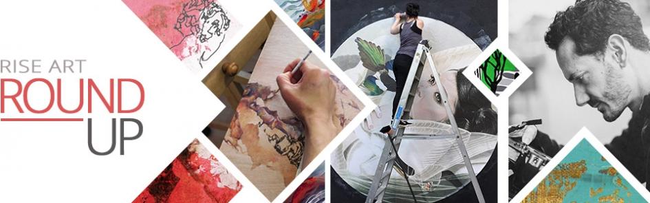 November Rise Art Roundup