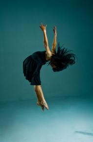Dancer: Gama #3 - (50 x 76cm)