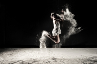 Dancer: Flora #9 - ( 50 x 76cm )