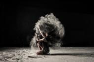 Dancer: Flora #2 - ( 50 x 76cm )