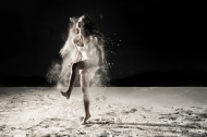 Dancer: Flora #1 - ( 50 x 76cm )