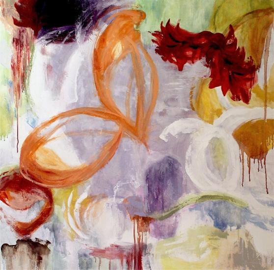 Blossom Evolution X by Naoko Paluszak