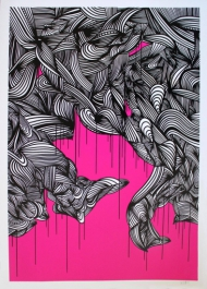 Deep inside is my cosmos (pink)