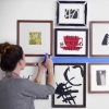 5 Tips for Hanging Art