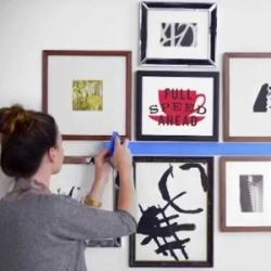 5 Tips for Hanging Art