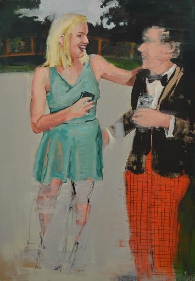 the catch up by Stella Kapezanou