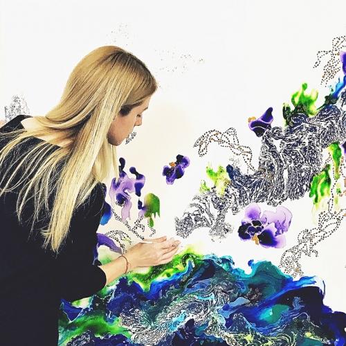 New piece 'Nereids'