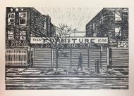 Furniture store, Greenpoint Brooklyn New York