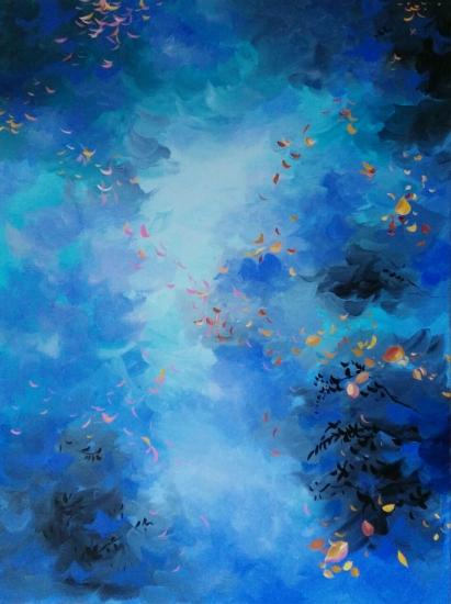 Elevation by Grace Aza-Selinger