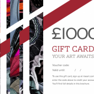 £1000 Gift Card