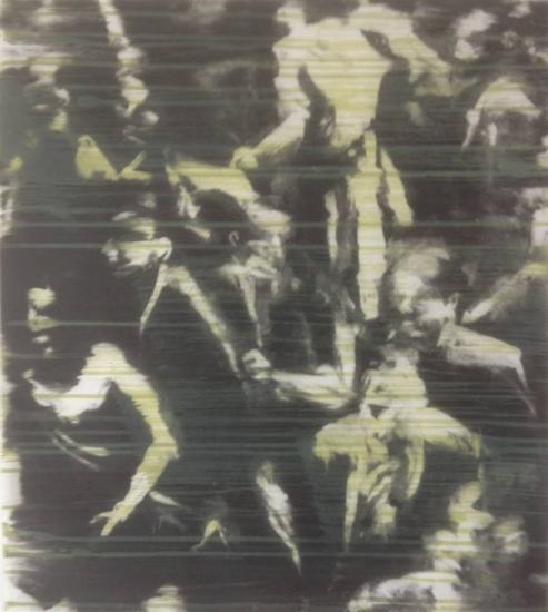 In the Crowd (Zone) by Matthew Radford