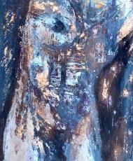 Blue Torso 2