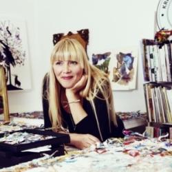 In the Studio with Kristjana Williams