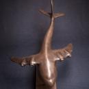 """""""WHANOPUS """" ( 1 of 12) Bronze resin"""