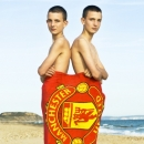 MANCHESTER UNITED TWINS