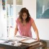 In the Studio with Nadia Attura