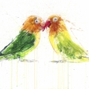 Love Birds (Pair)
