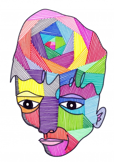 A Man Of Colour by Hayden Kays